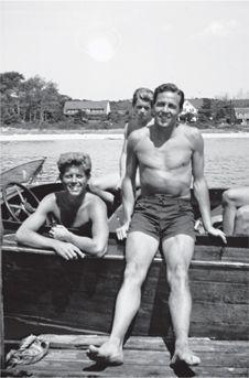 June 17, 1938 JFK John F Kennedy boat