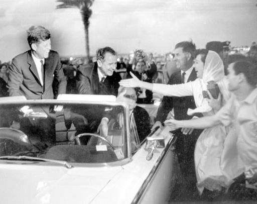 October 18, 1960 JFK Miamia