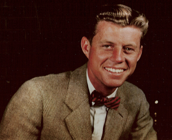 JFK John F. Kennedy 1940 age 23
