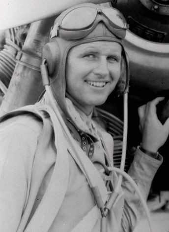 Joseph Kennedy, Jr. 1945