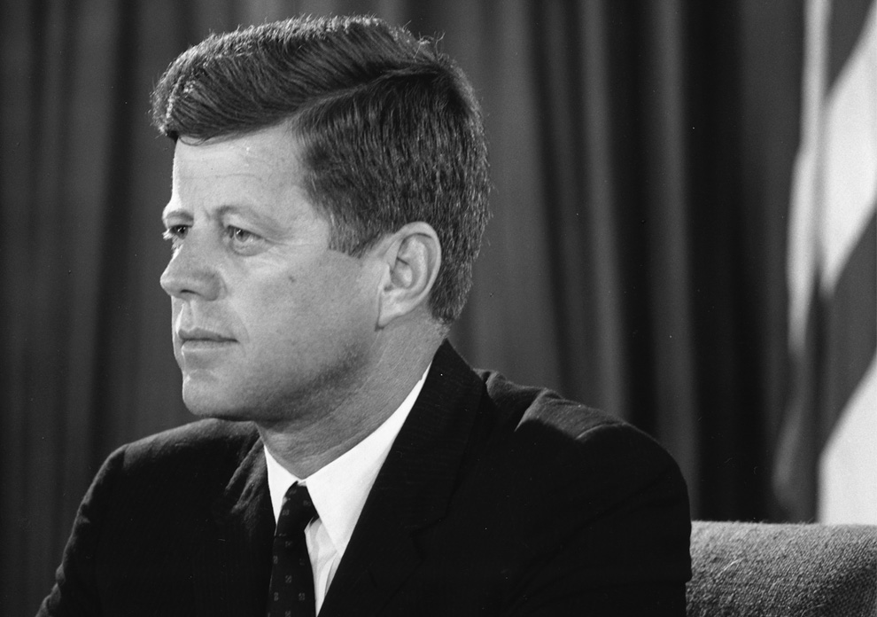 July 25, 1961 JFK speech Berlin crisis