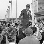 Ohio JFK campaign stop in Toledo